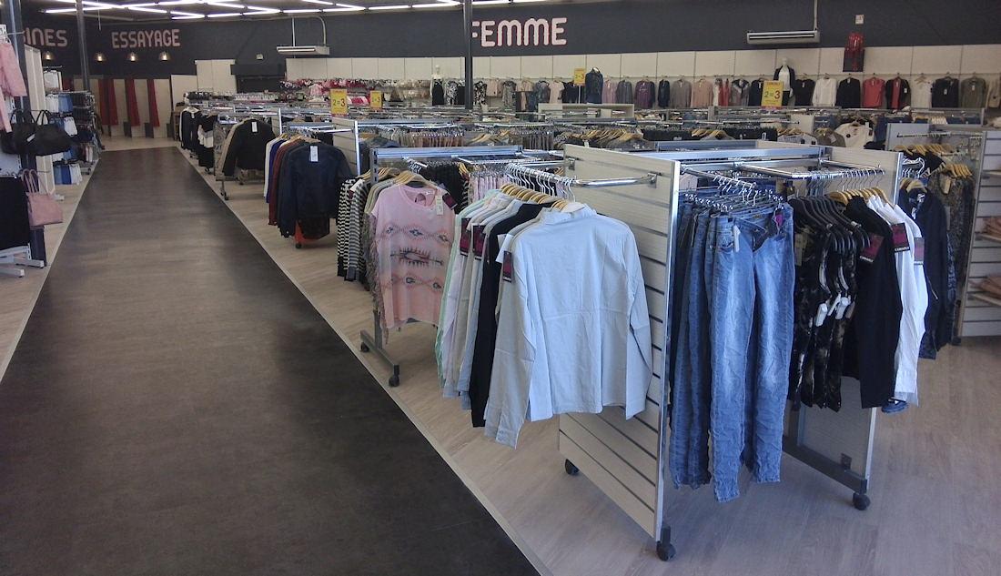 Magasin Camarly Vêtements hommes femmes et enfants